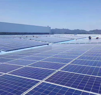 1.6MW Commercial and Industrial Roof Top Project
