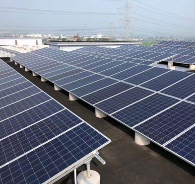 10MW Residential Roof Top Project